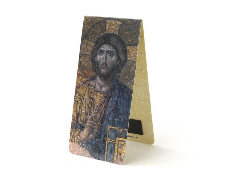 Marque-page magnétique, Christ