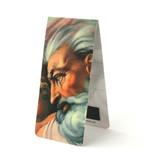 Magnetic Bookmark, Michelangelo, Creation of Man