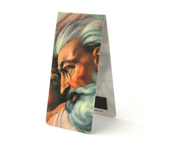 Magnetisches Lesezeichen, Michelangelo Erschaffung des Menschen