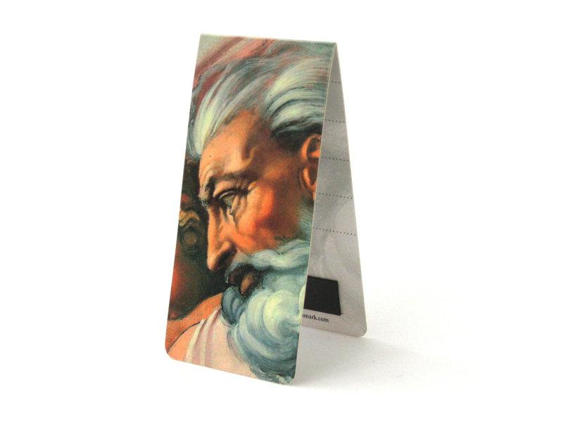 Magnetische bladwijzer, Michelangelo Schepping van de mens
