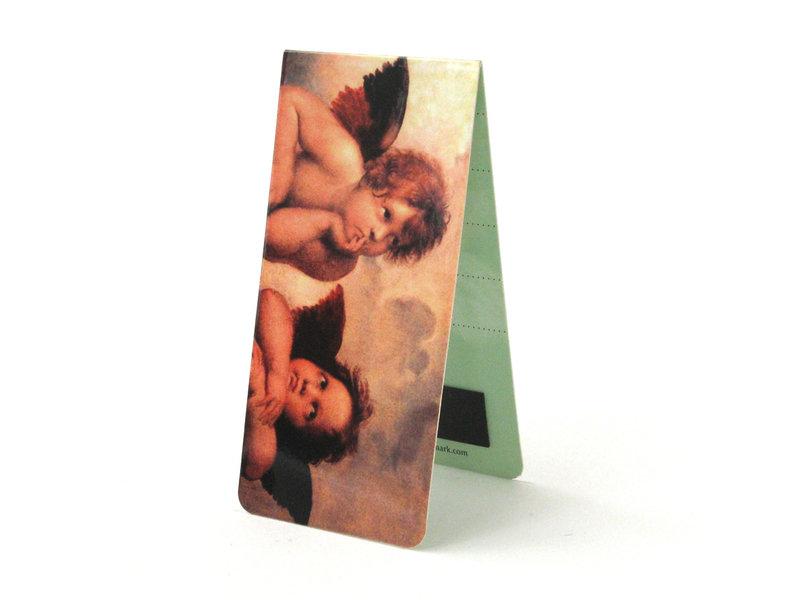 Magnetic Bookmark, Angels, Raphael