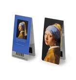 Magnetische boekenlegger, Vermeer, Meisje met de parel