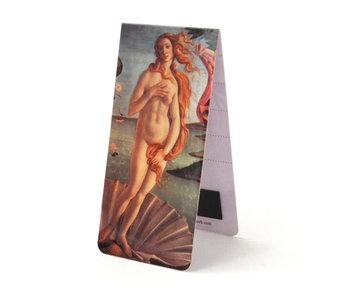 Magnetische Boekenlegger, Botticelli, Geboorte van Venus