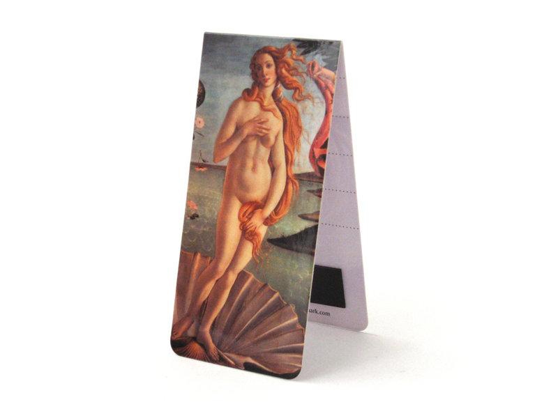 Magnetic Bookmark, Sandro Botticelli, Birth of Venus