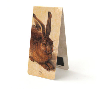 Magnetic Bookmark, Albrecht Durer, Hare
