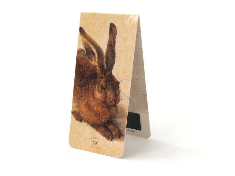 Marque-page magnétique, Albrecht Durer, lièvre