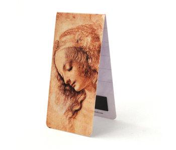 Magnetische Boekenlegger, Da Vinci, Vrouwengezicht