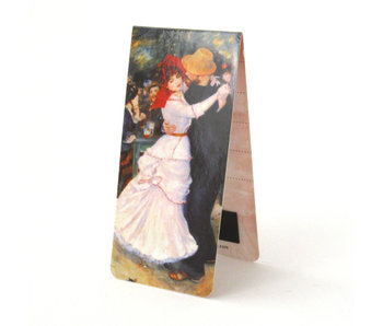 Marque-page magnétique, P.A. Renoir, Danse