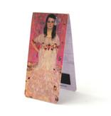 Magnetic Bookmark, Gustav Klimt, Girl