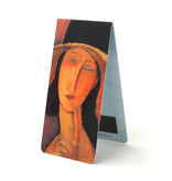 Magnetic Bookmark, Amedeo Modigliani, Woman with hat