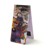 Magnetic Bookmark, Gustav Klimt, The Virgins