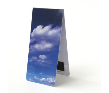 Magnetic Bookmark, Clouds