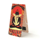 Magnetische Boekenlegger, Boeddha , Illustratie