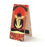 Magnetisches Lesezeichen, Buddha, Illustration