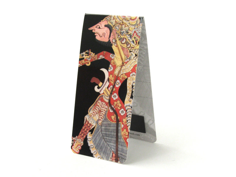Marque-page magnétique, Wayang Kulit