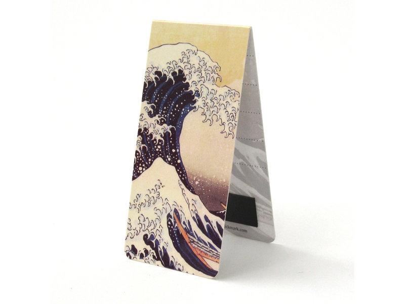 Magnetic Bookmark, K. Hokusai, The Great Wave off Kanagawa