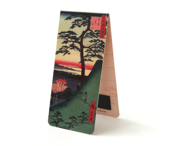 Magnetic Bookmark, Katsushika Hokusai, Tree