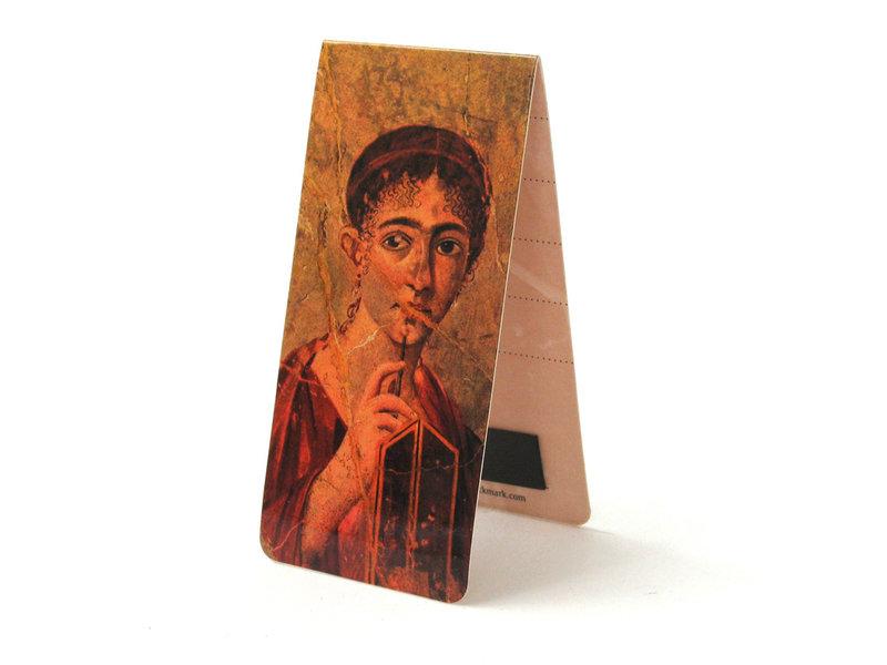 Marque-page magnétique, fresque, Pompéi
