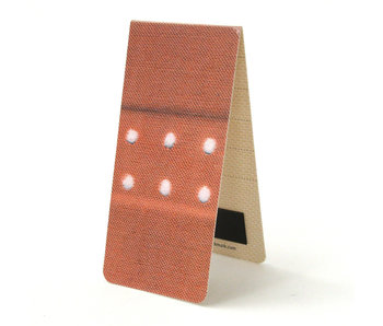 Magnetic Bookmark, Plaster
