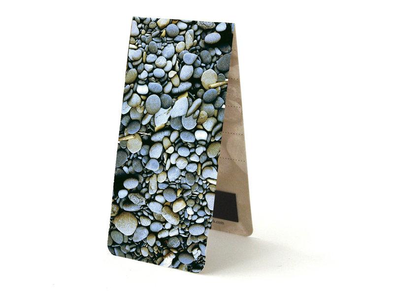 Magnetische Boekenlegger, Stenen
