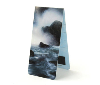 Magnetic Bookmark, Sea, Waves