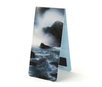 Magnetische Boekenlegger, Zee, golven