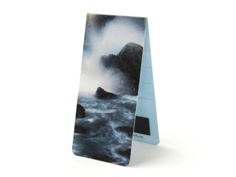 Marque-page magnétique, Mer, vagues