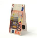 Marcador magnético, billete de 50 euros