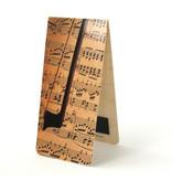 Magnetische Boekenlegger, Bladmuziek
