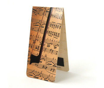 Magnetic Bookmark, Sheet music
