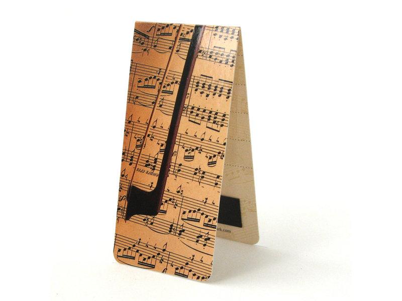 Magnetic Bookmark, Sheet music