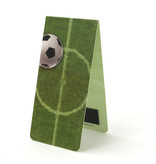 Magnetic Bookmark, Soccer, Ball, Field