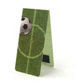 Marcador magnético, campo de fútbol