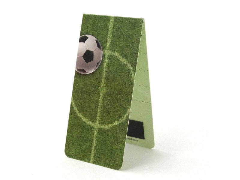 Magnetische Boekenlegger, Voetbalveld