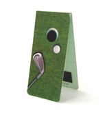 Magnetic Bookmark, Golf