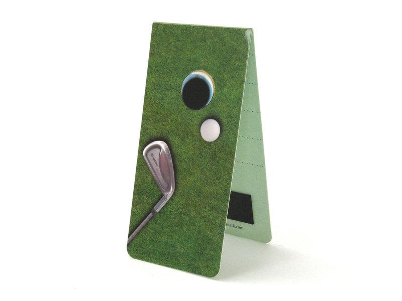 Marcador Magnético, Golf