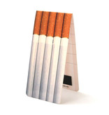 Marque-page magnétique, cigarettes