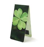 Marque-page magnétique, trèfle à quatre feuilles