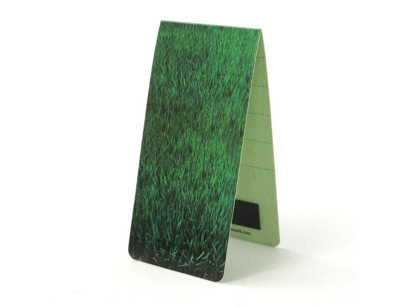 Magnetische Lesezeichen, Grass