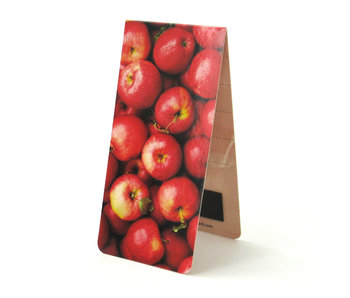 Magnetic Bookmark, Apples