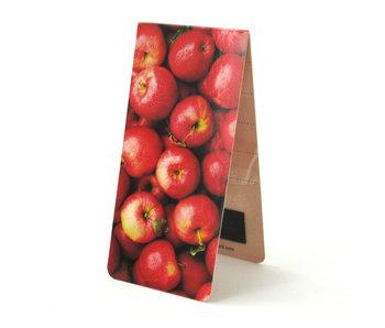 Magnetisches Lesezeichen, Äpfel
