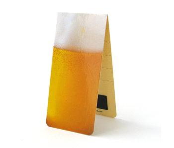 Magnetische Boekenlegger, Bier