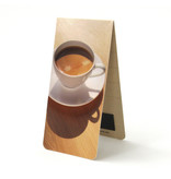 Magnetic Bookmark, Cup of coffee