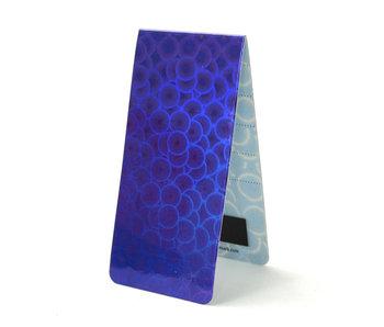 Marque-page magnétique, hologramme violet
