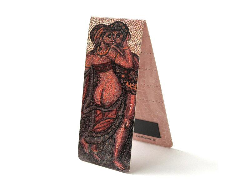 Magnetic Bookmark, Couple, mosaic
