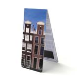 Magnetisches Lesezeichen, Amsterdamer Häuser
