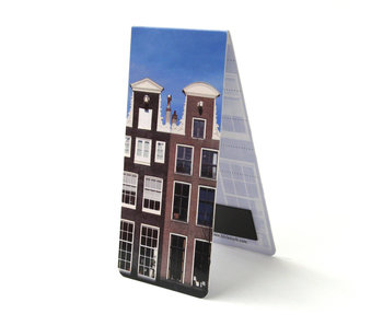 Magnetic Bookmark, Amsterdam houses