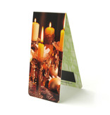 Magnetic Bookmark, Candles