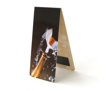 Magnetic Bookmark, Champagne