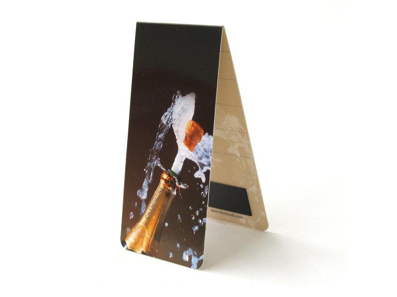 Magnetische Boekenlegger, Champagne